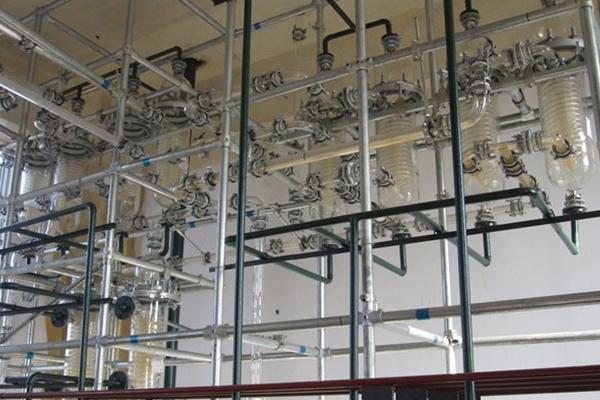 玻璃列管冷凝器如何安装