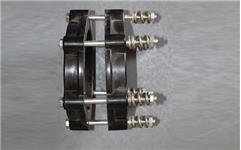 玻璃列管冷凝器的组成结构及特点