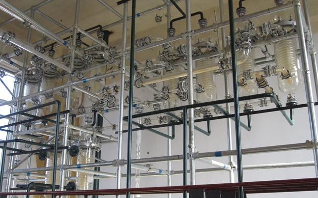 玻璃列管冷凝器的优点