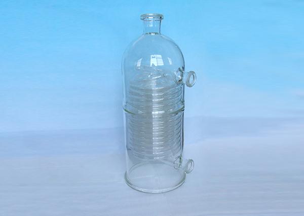 关于玻璃列管冷凝器的操作步骤